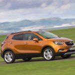 Opel Mokka X 2016 exterior - 22