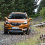 Opel Mokka X 2016 exterior - 27
