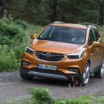 Opel Mokka X 2016 exterior - 28