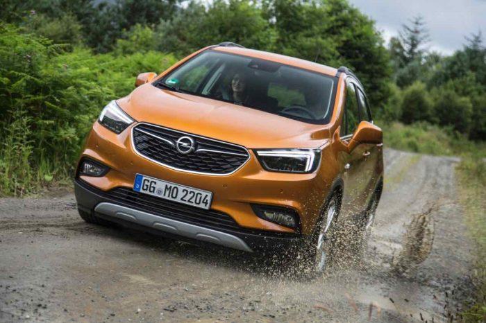 Opel Mokka X 2016 exterior - 29