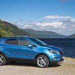 Opel Mokka X 2016 exterior - 34