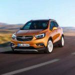 Opel Mokka X 2016 exterior - 35