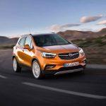 Opel Mokka X 2016 exterior - 36
