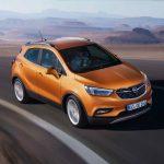 Opel Mokka X 2016 exterior - 37