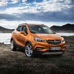 Opel Mokka X 2016 exterior - 40