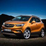 Opel Mokka X 2016 exterior - 41