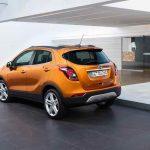 Opel Mokka X 2016 exterior - 42