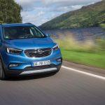Opel Mokka X 2016 exterior - 7
