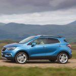 Opel Mokka X 2016 exterior - 8