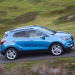 Opel Mokka X 2016 exterior - 9