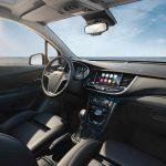 Opel Mokka X 2016 interior - 1