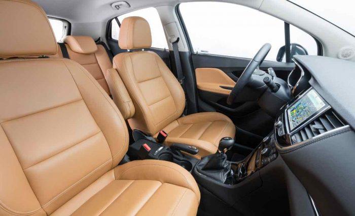 Opel Mokka X 2016 interior - 2