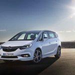 Opel Zafira 2016 05