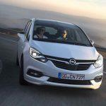 Opel Zafira 2016 06