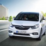 Opel Zafira 2016 12