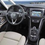 Opel Zafira 2016 interior 1