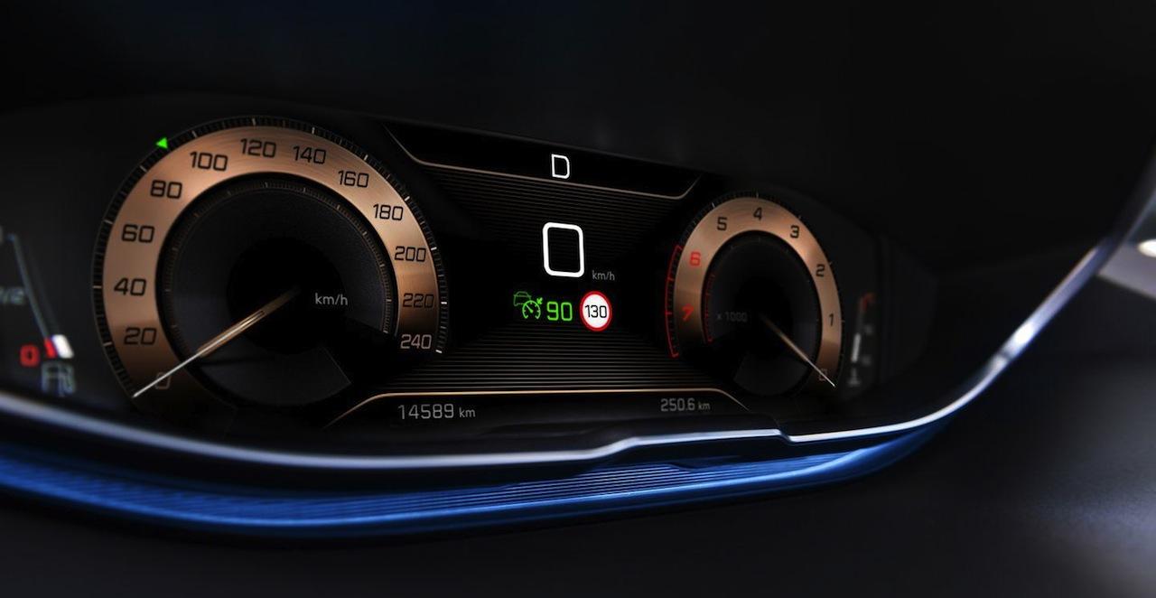 Peugeot 3008 gt el tope de gama de la nueva generaci n for 3008 gt interior