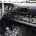 Porsche 959 Convertible interior 01