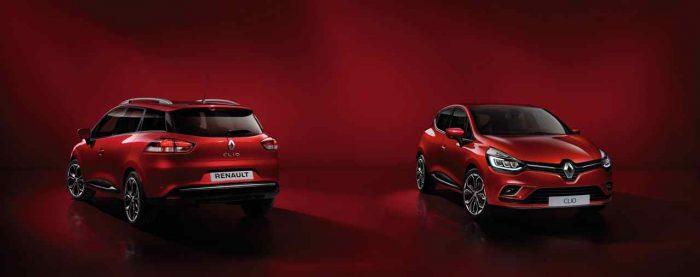 Renault Clio 2017 3