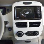 Renault Zoe Societe 2016 interior 01