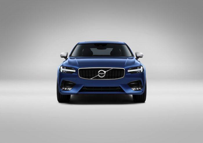 Volvo S90 R-design 2016