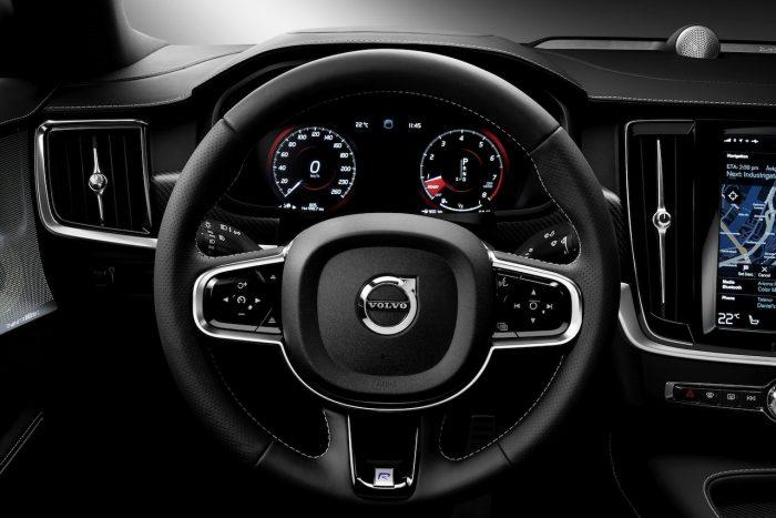 Volvo S90 - V90 R-Design 2016 interior
