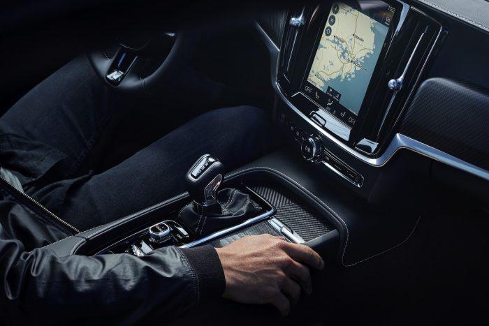 Volvo S90 V90 R-Design 2016 interior