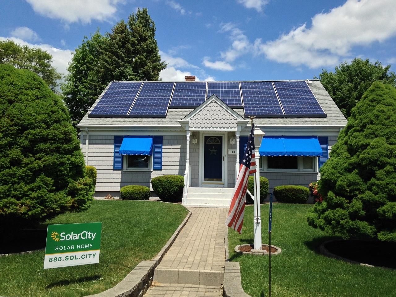solarcity compañia tesla