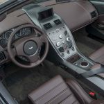 Aston Martin Vantage GT12 Roadster 2016 interior 1