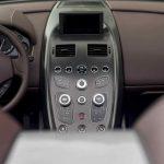 Aston Martin Vantage GT12 Roadster 2016 interior 2
