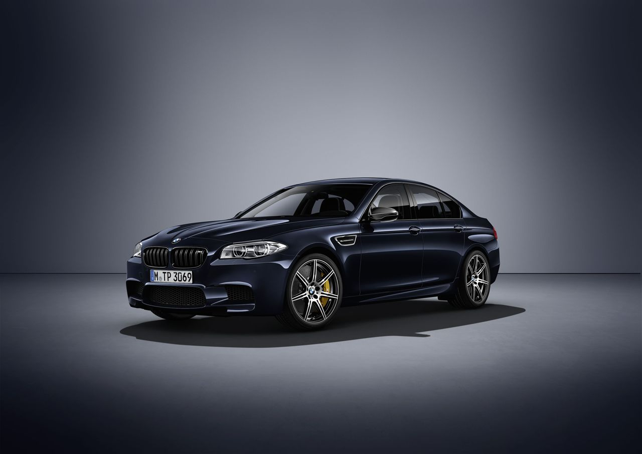 BMW M5 Competition Edition 2016 3
