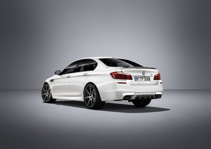 BMW M5 Competition Edition 2016 4