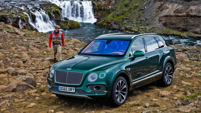Bentley Bentayga Fly Fishing by Mulliner 2016 2
