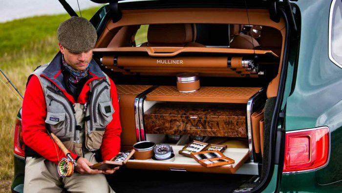 Bentley Bentayga Fly Fishing by Mulliner 2016 9