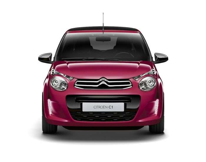 Citroen C1 Jelly Berry
