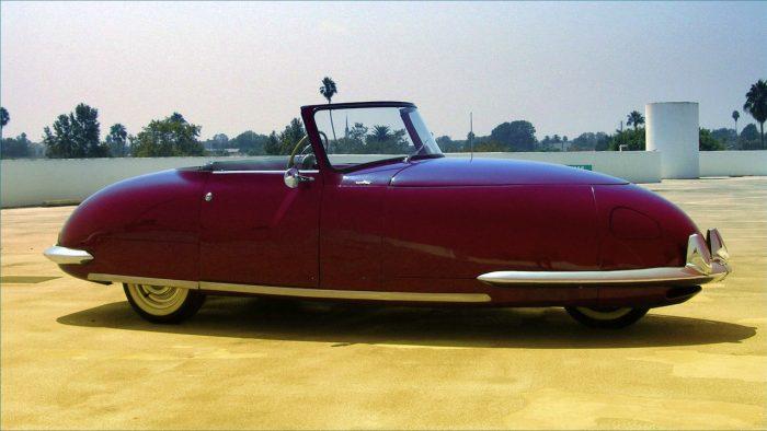 Davis Divan 1948 cabrio