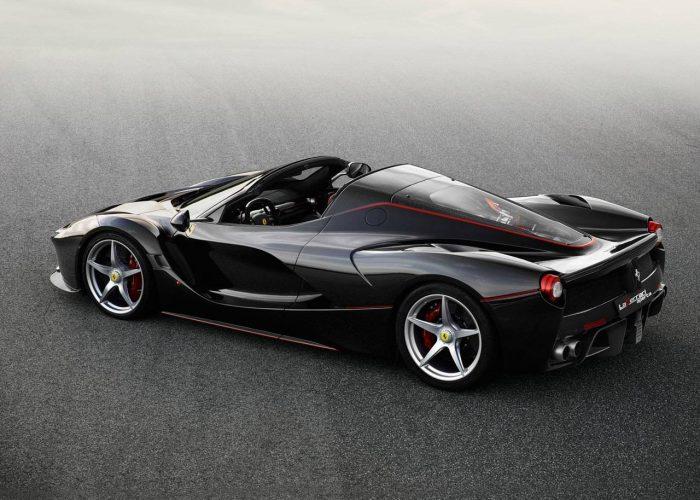 Ferrari LaFerrari Aperta 2017 01