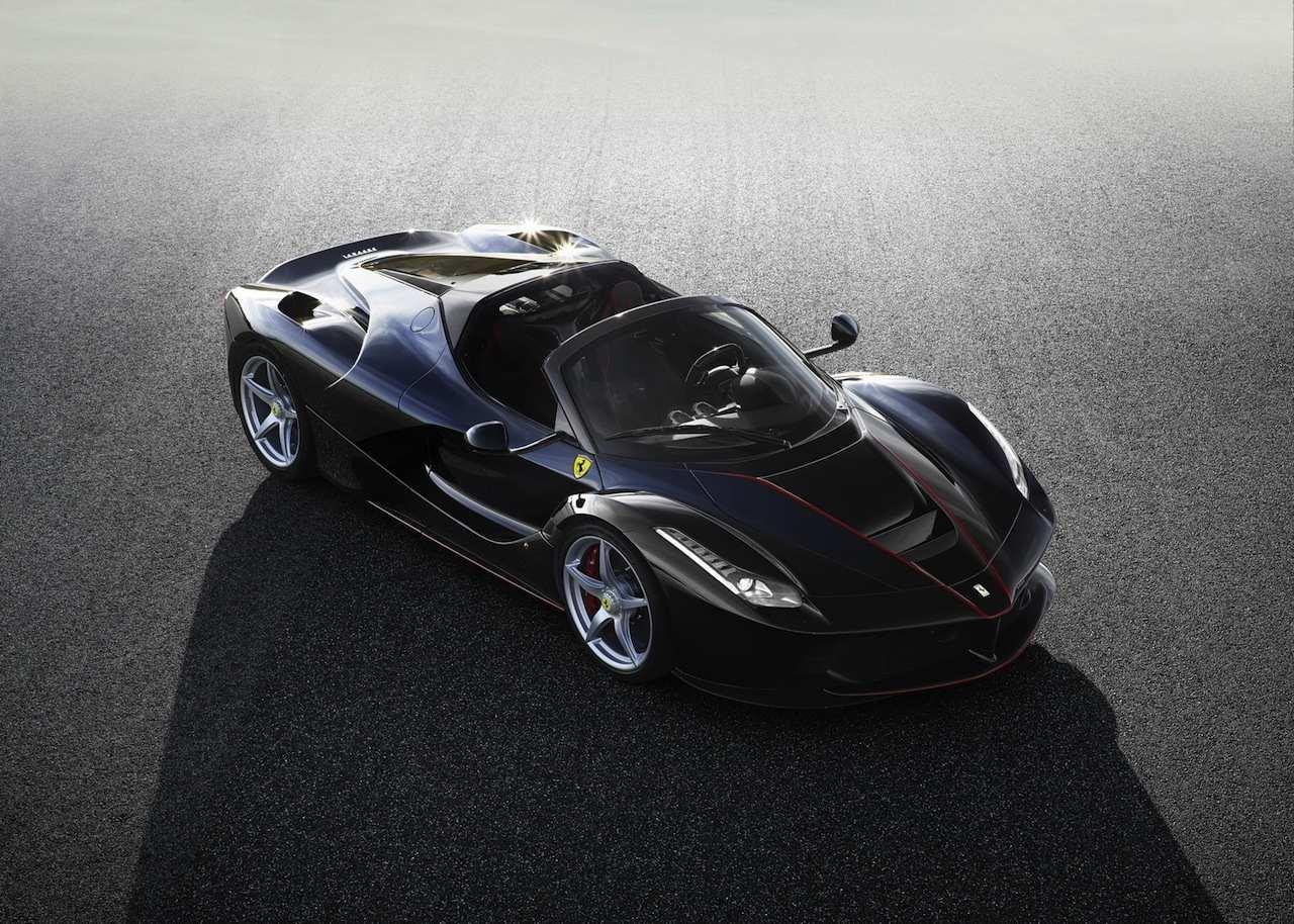 Ferrari LaFerrari Aperta 2017 02