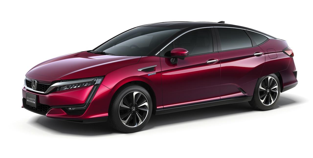 Honda Clarity hidrogeno 2016 01