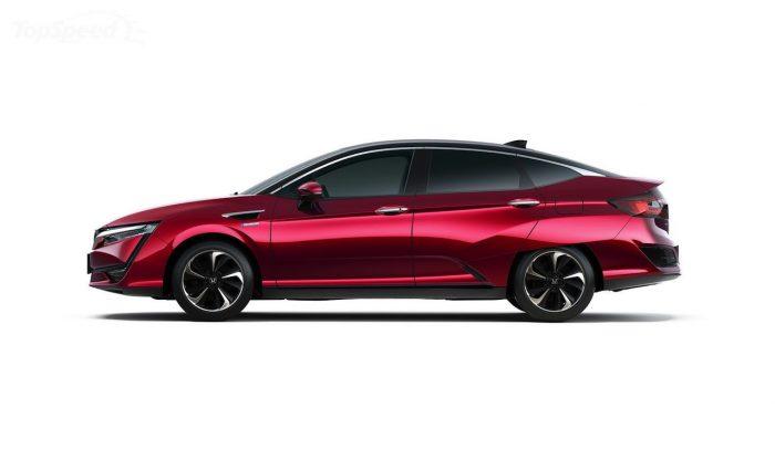 Honda Clarity hidrogeno 2016 04