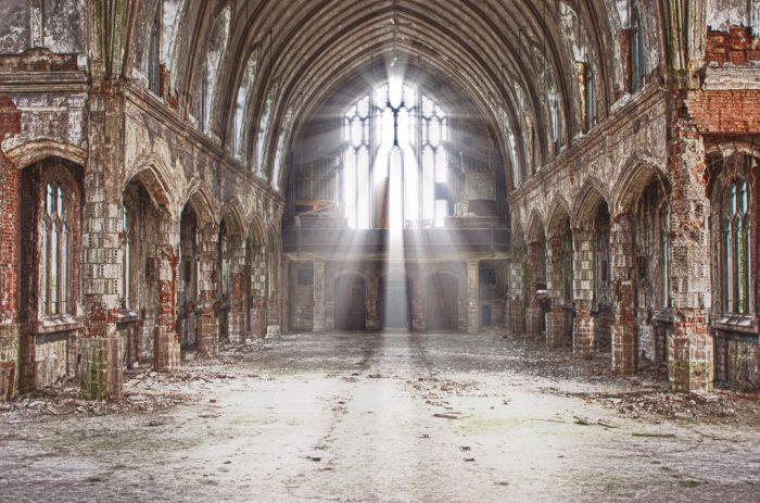 Iglesia Santa Agnes Detroit