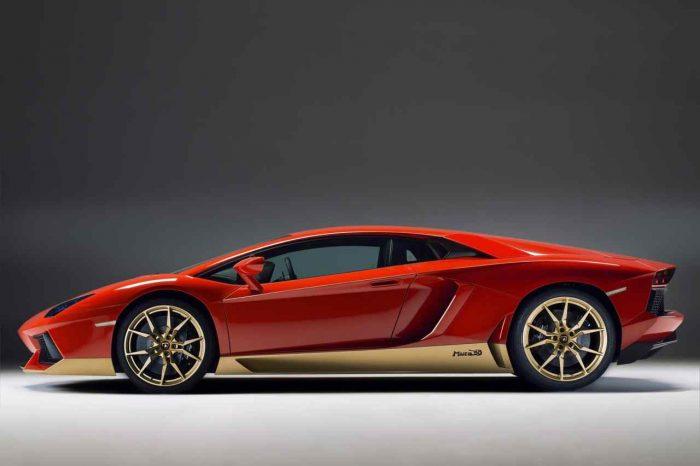 Lamborghini Aventador Miura Homage 2016 02