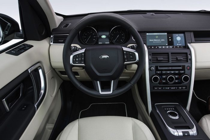 Land Rover Discovery Sport 2017 08