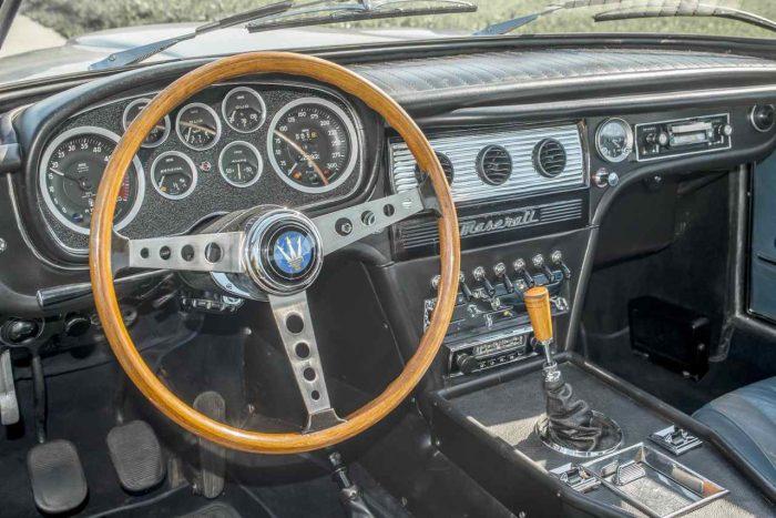 Maserati Sebring 1967 12