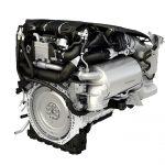 Mercedes-Benz four cylinder premium diesel, OM 654, 2016