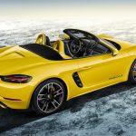 Porsche 718 Boxter Exclusive 2016 03