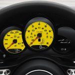 Porsche 718 Boxter Exclusive 2016 interior 02