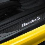 Porsche 718 Boxter Exclusive 2016 interior 06