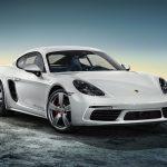 Porsche 718 Cayman Exclusive 2016 01