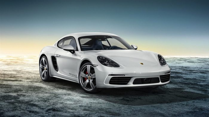 Porsche 718 Cayman Exclusive 2016 01
